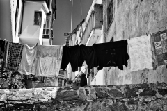 O estendal de roupa | The hang washing